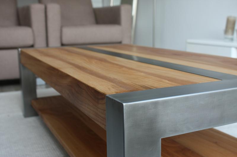 salontafel van iepenhout  meubelmakerij korthout, Meubels Ideeën